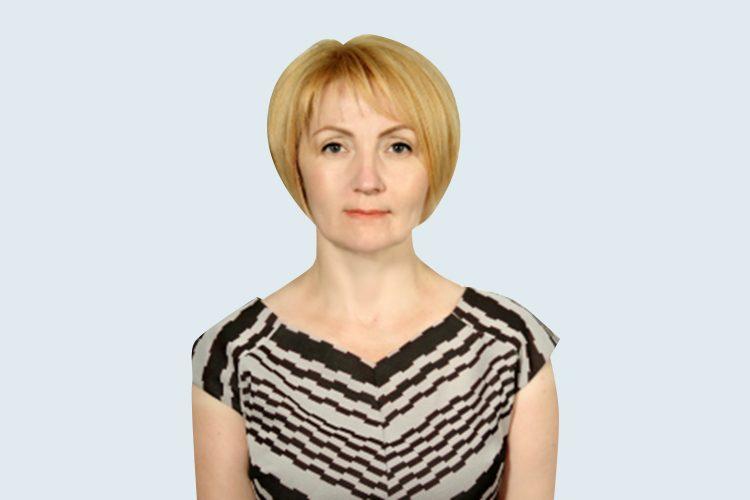 Карвелене Сталиниса Владимировна